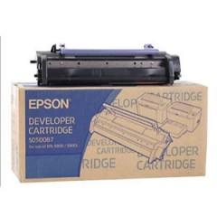EPSON C13S050087 EPL-5900/6100L SİYAH TONER ORJİNAL 6.000 SAYFA