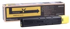 KYOCERA TK-8705Y 6550ci/6551ci/7550ci/7551ci SARI TONER ORJ 30K