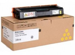 RICOH SP-C310/231/232/242/311/320 TONER SARI ORJİNAL 407635