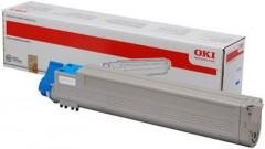 OKI 43837135 C-9655 MAVİ TONER ORJİNAL 22.000 SAYFA