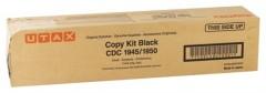 UTAX CDC-1945/1950/2945/2950/4505/5505 SİYAH TONER ORJİNAL