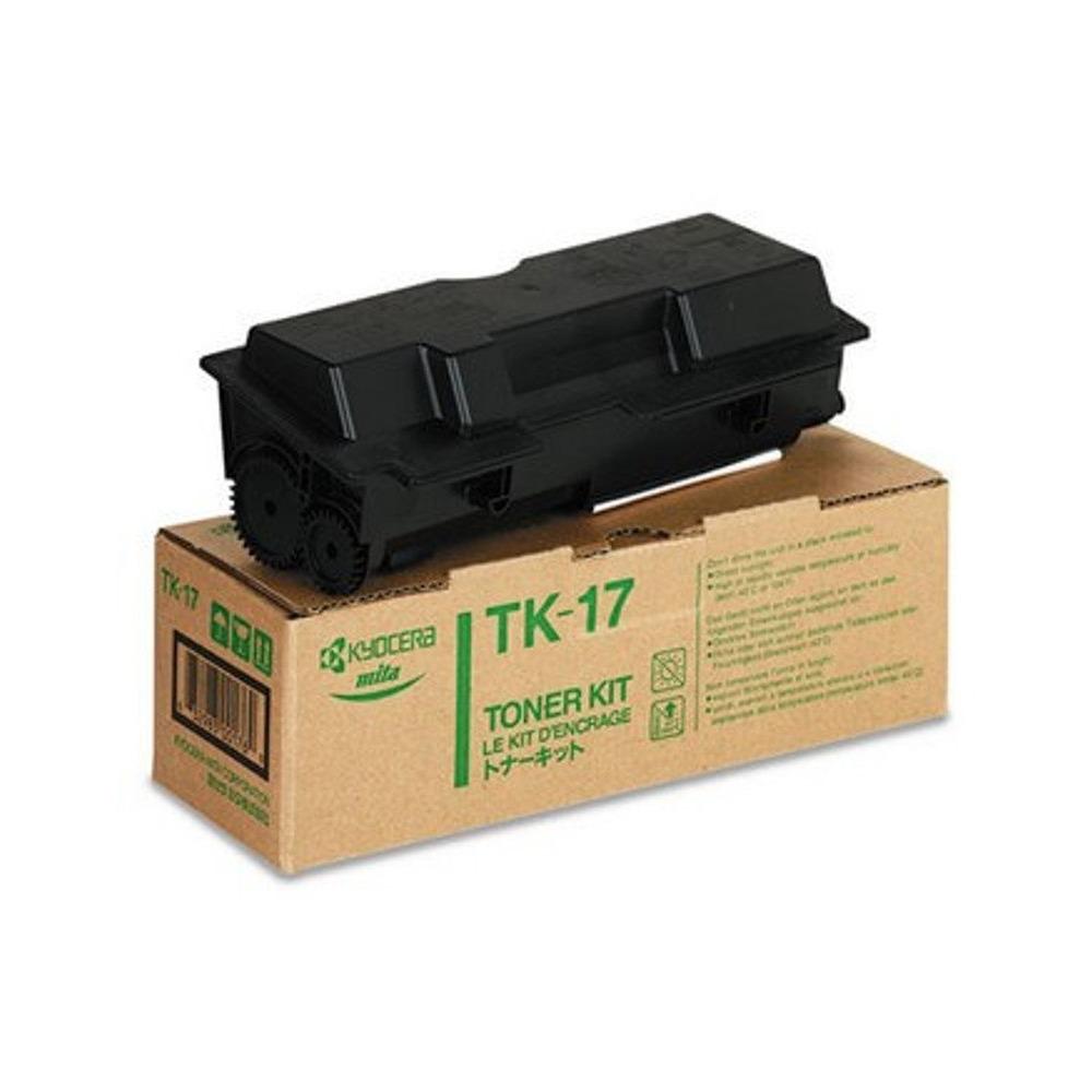 KYOCERA TK-17 FS-1000/1010/1050 SİYAH TONER ORJİNAL 6.000 SAYFA