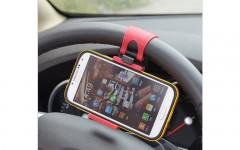 Toptan Direksiyon Arası Telefon Tutucu Yan Tutan Direkyona Takılabilen