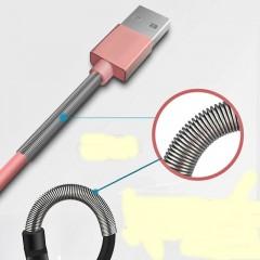 İphone Metal Uçlu 3.0 Usb Hızlı Usb Data Kablo