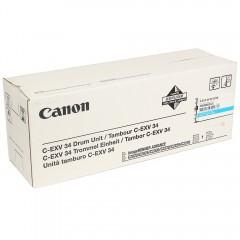 CANON EXV-034C IR-C1225/1225if MAVİ DRUM ÜNİTESİ ORJİNAL 34K SYF