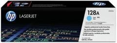 HP (128A) CE321A COLOR LASERJET CM1415/CP1525 MAVİ TONER ORJİNAL