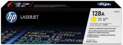 HP (128A) CE322A COLOR LASERJET CM1415/CP1525 SARI TONER ORJİNAL