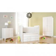 Dinazor Mobilya Ekomini Bebek Odası-0