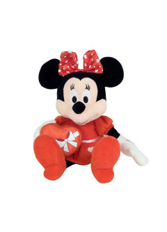 Disney ILYM Minnie Valentine Çikolata Kutulu 25cm