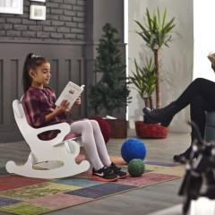 Sallanan Sandalye Çocuk(Kız)-1