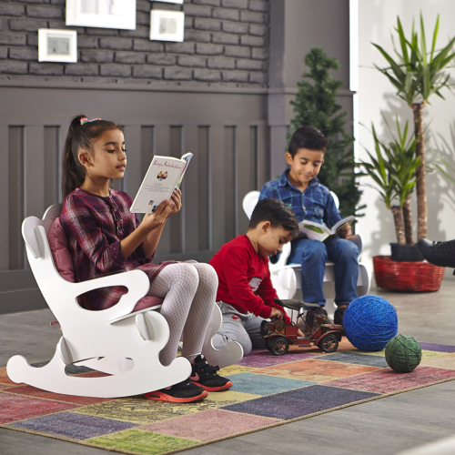 Sallanan Sandalye Çocuk(Kız)
