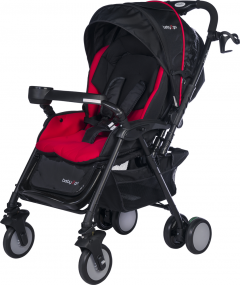Baby 2 Go 6022 Luna Puset - Kırmızı