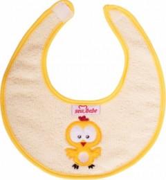 Sevi Bebe Küçük Havlu Önlük Sarı