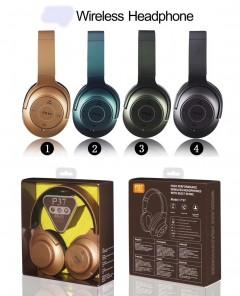 Bluetooth Kulaklık MP3-Fm Beats Mod
