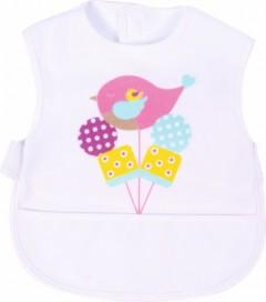 Sevi Bebe Lüks Giymeli Önlük Pembe