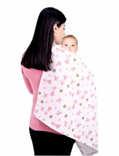 Sevi Bebe Omuz Örtülü Önlük (Asorti)