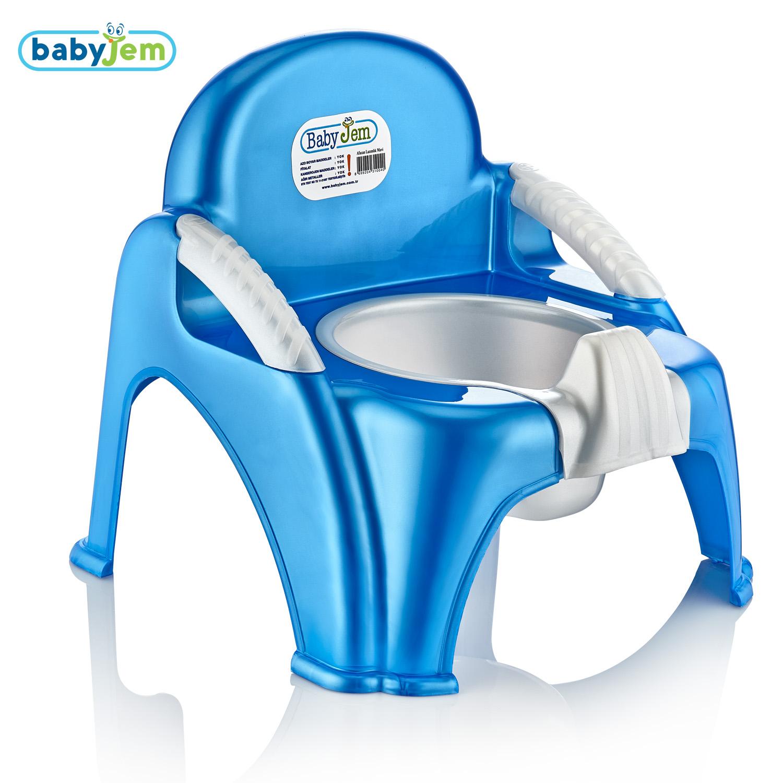 Babyjem Afacan Lazımlık Mavi