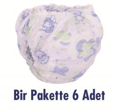 Sevi Bebe Kullan At Alıştırma Külotu 1 No: 10-15 Kg