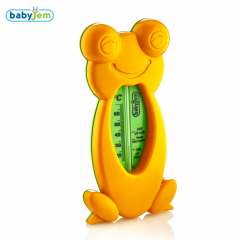 Babyjem Kurbaga Banyo&Oda Termometresi Turuncu