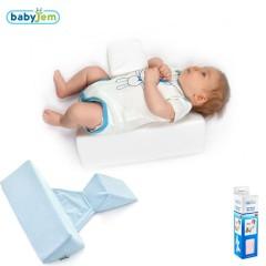 Babyjem Bebek Güvenli Uyku Yastığı Mavi