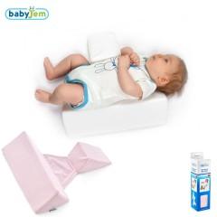 Babyjem Bebek Güvenli Uyku Yastığı Pembe