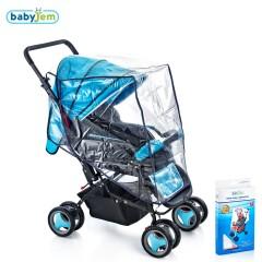 Babyjem Yeni Bebek Arabası Yağmurluğu Fitalatsız