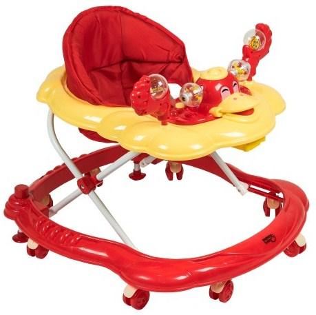 Sunny Baby Vak Vak Yürüteç - Kırmızı
