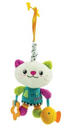 Prego Toys CD-ST2003 Balıkçı Kedi