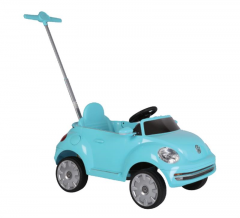 Sunny Baby ZW456MP Beetle Push Car Mavi