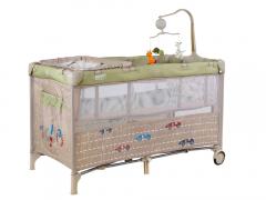 Sunny Baby 624 Siesta Oyun Parkı - Yeşil-0