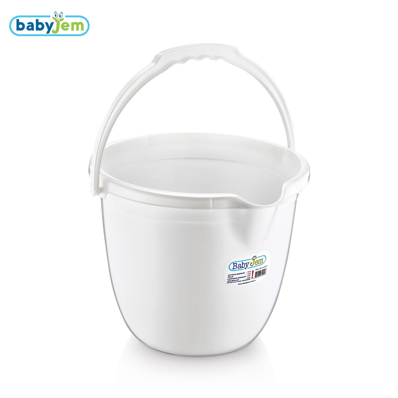 Babyjem Bebek Banyo Kovası Beyaz