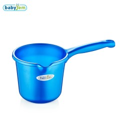 Babyjem Bebek Banyo Maşrapası Mavi