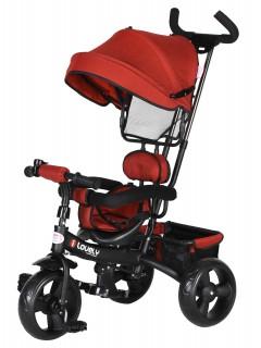 Sunny Baby T306 Hero Çocuk Bisikleti Kırmızı