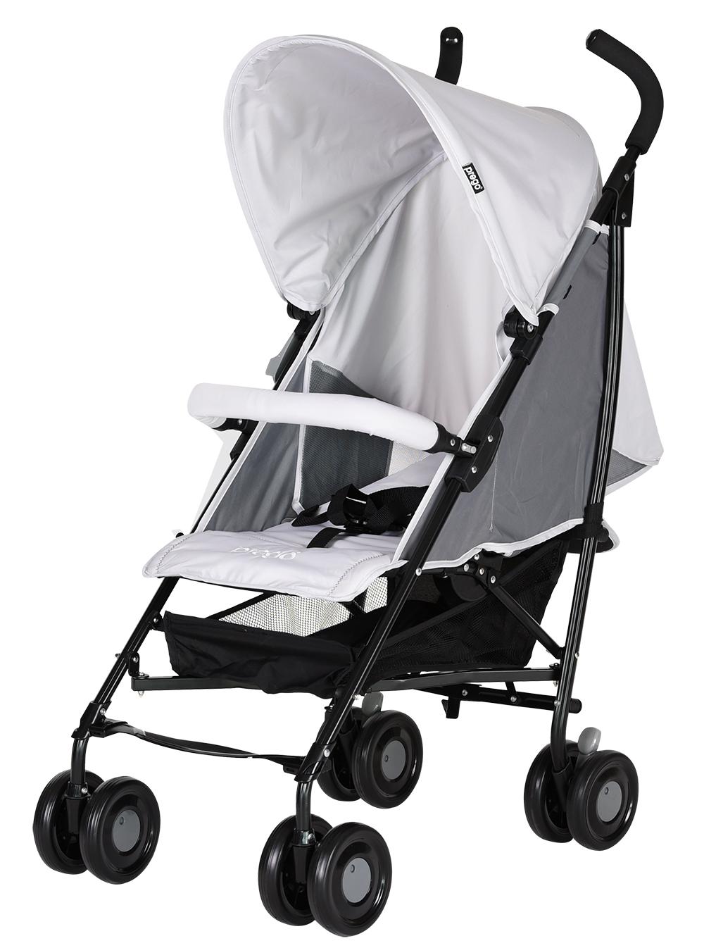 Prego 2043 Persa Baston Bebek Arabası Gri
