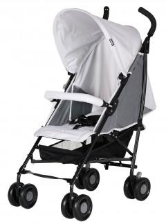 Prego 2043 Persa Baston Bebek Arabası Gri-0