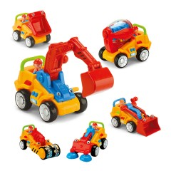 Prego Toys 2012 Little Workers Car