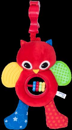 Prego Toys NM007-2 Baykuş Çıngırak