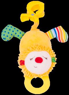 Prego Toys NM004-1 Müzikli Titreşimli Dişlik Kirpi