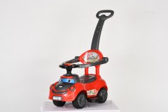Prego Toys Q06-3 Formula İlk Adım Araba Kırmızı