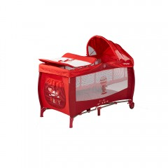Baby2Go 6102 60x120 Oyun Parkı Kırmızı