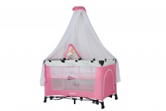 Crystal Baby Astana Oyun Parkı Pembe