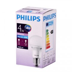 Philips Essential Led Ampul 4-29W E27 Beyaz-0