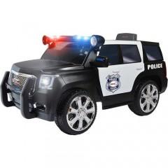 RollPlay W462QHG4 Police Car Akülü Araba - Siyah
