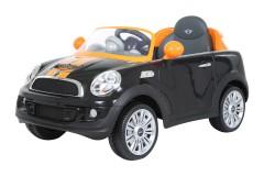 RollPlay W456QHT4 Mini Cooper Akülü Araba - Siyah