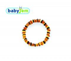 Babyjem Kehribar Bebek Bilekliği Karışık Renk
