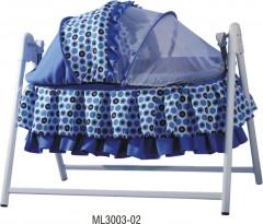 Maller Baby Ravon Beşik Mavi