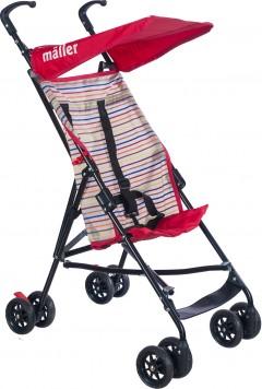 Maller Baby Gio Baston Bebek Arabası Kırmızı