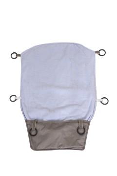 Sevi Bebe Bebek Arabası Battaniyesi - Mavi
