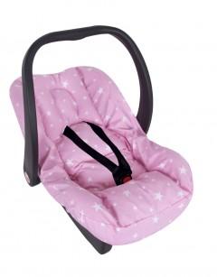 Sevi Bebe Bel Destekli Anakucağı Örtüsü - Pembe Yıldız