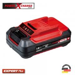Einhell 18 V - 2.5 Ah Power X-Change Plus Akü